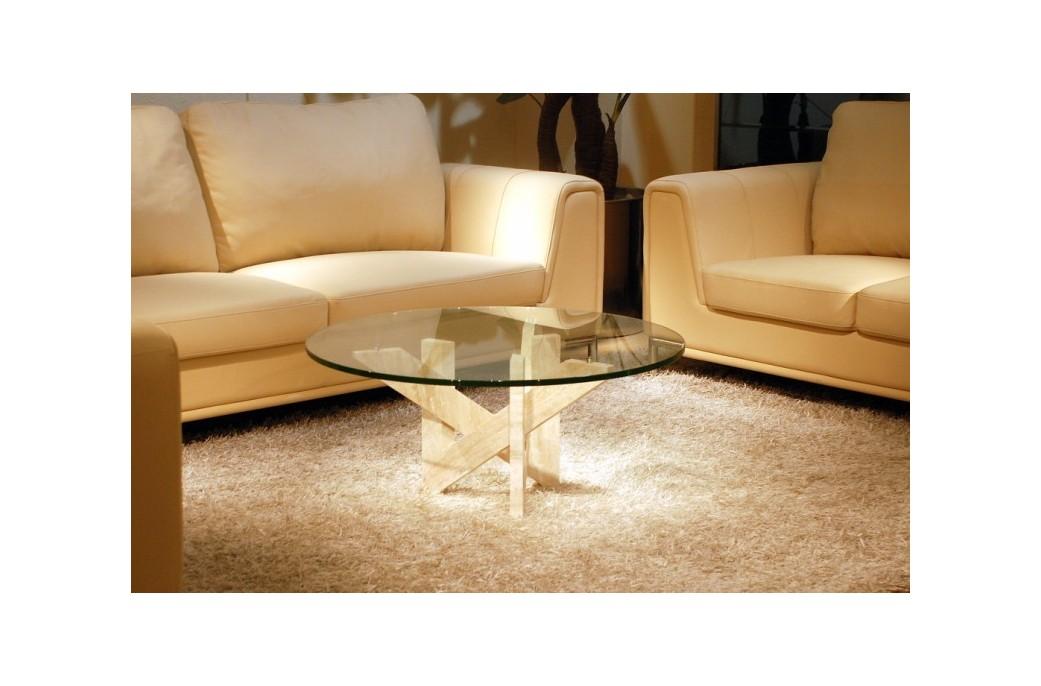 Table Basse En Marbre Travertin – Phaichicom -> Table Basse Leroy Merlin En Verre