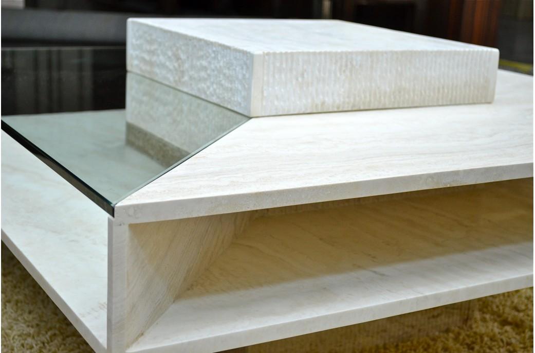 Table Basse En Verre Haut De Gamme
