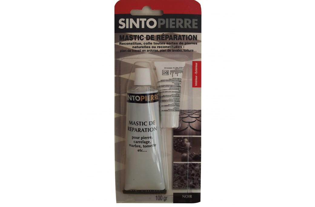 SINTOPIERRE - Mastic de réparation Pierre Naturelle BLANC 100gr