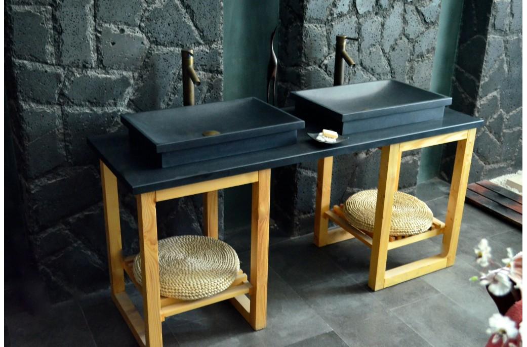 robinet salle de bain noir robinet salle de bain noir mat mitigeur laqu haute. Black Bedroom Furniture Sets. Home Design Ideas