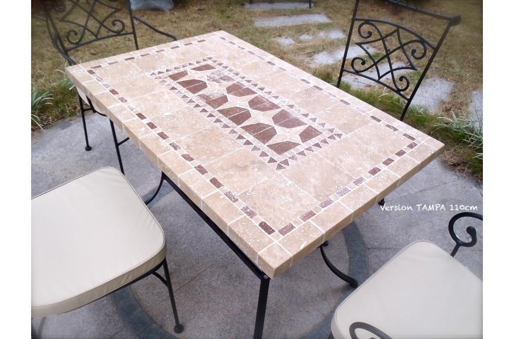 Design table jardin pierre naturelle le mans 16 table basse ikea table de jardin aluminium - Table basse jardin metal le mans ...