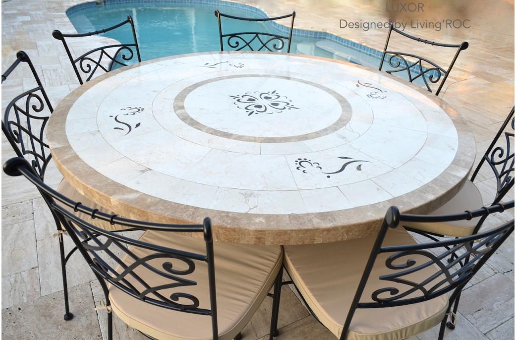 cat gorie table de jardin page 2 du guide et comparateur d. Black Bedroom Furniture Sets. Home Design Ideas