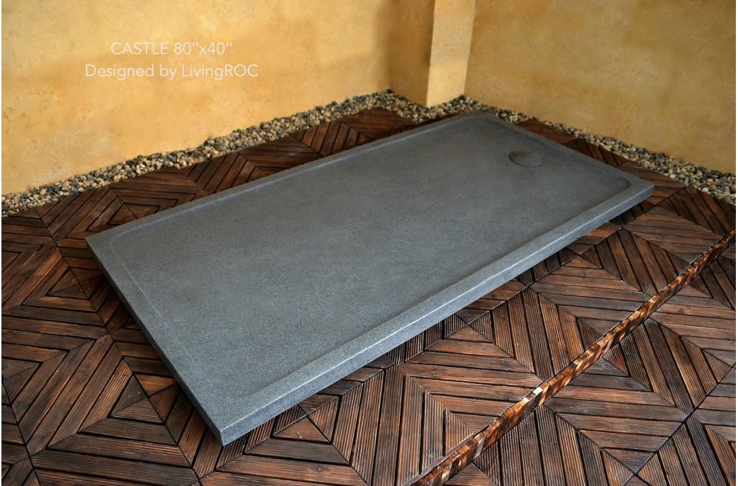 taille receveur de douche photos de conception de maison. Black Bedroom Furniture Sets. Home Design Ideas