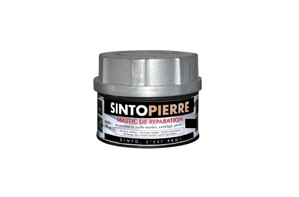 SINTOPIERRE - Mastic de réparation Pierre Naturelle GRIS 280gr