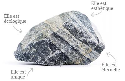 Pourquoi la pierre ?