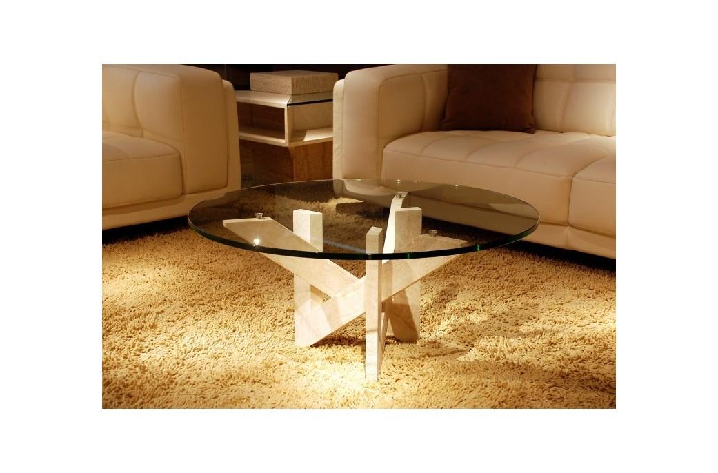 table basse en marbre arabesque ronde table basse en marbre et verre tremp ct202 living roc. Black Bedroom Furniture Sets. Home Design Ideas