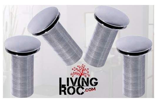 MUSHROOM QUICK: Simple comme un clic pour vasque à poser - Living'ROC