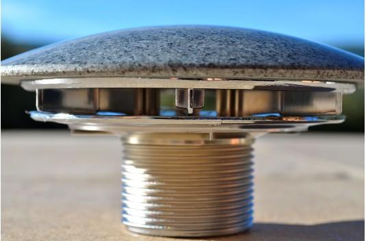 Cache bonde Déco en pierre pour Bondes LivingROC - CLIP STONE