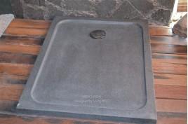 Receveur de douche Bac en pierre 100x80 Granit MERCURION